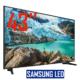 Téléviseur LG LED 43 pouces