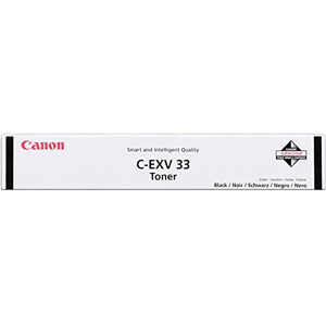 Toner Noir Canon C-EXV33