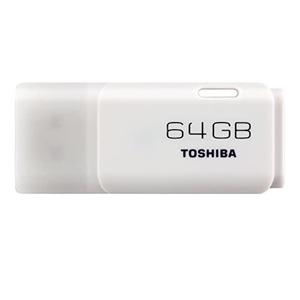 Toshiba TransMemory 16 Go USB 2.0 – Blanc