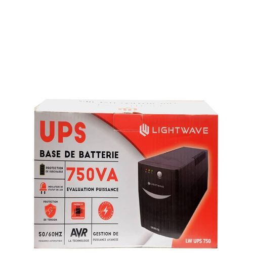 Onduleur Lightwave 750VA
